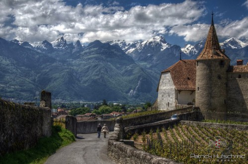 Chateau d'Aigle photo 1 P.Hufschmid