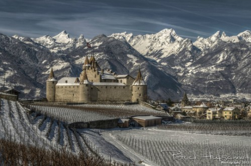 Chateau Aigle photo 3 P.Hufschmid