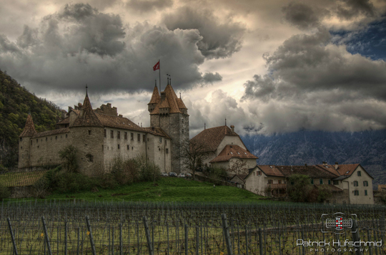 Chateau Aigle photo 4 P Hufschmid